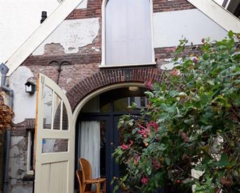 Kamer in Arnhem, Frombergstraat op Kamernet.nl: Uniek koetshuis met tuin te huur