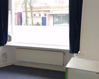 Kamer aan Dahliastraat in Leeuwarden