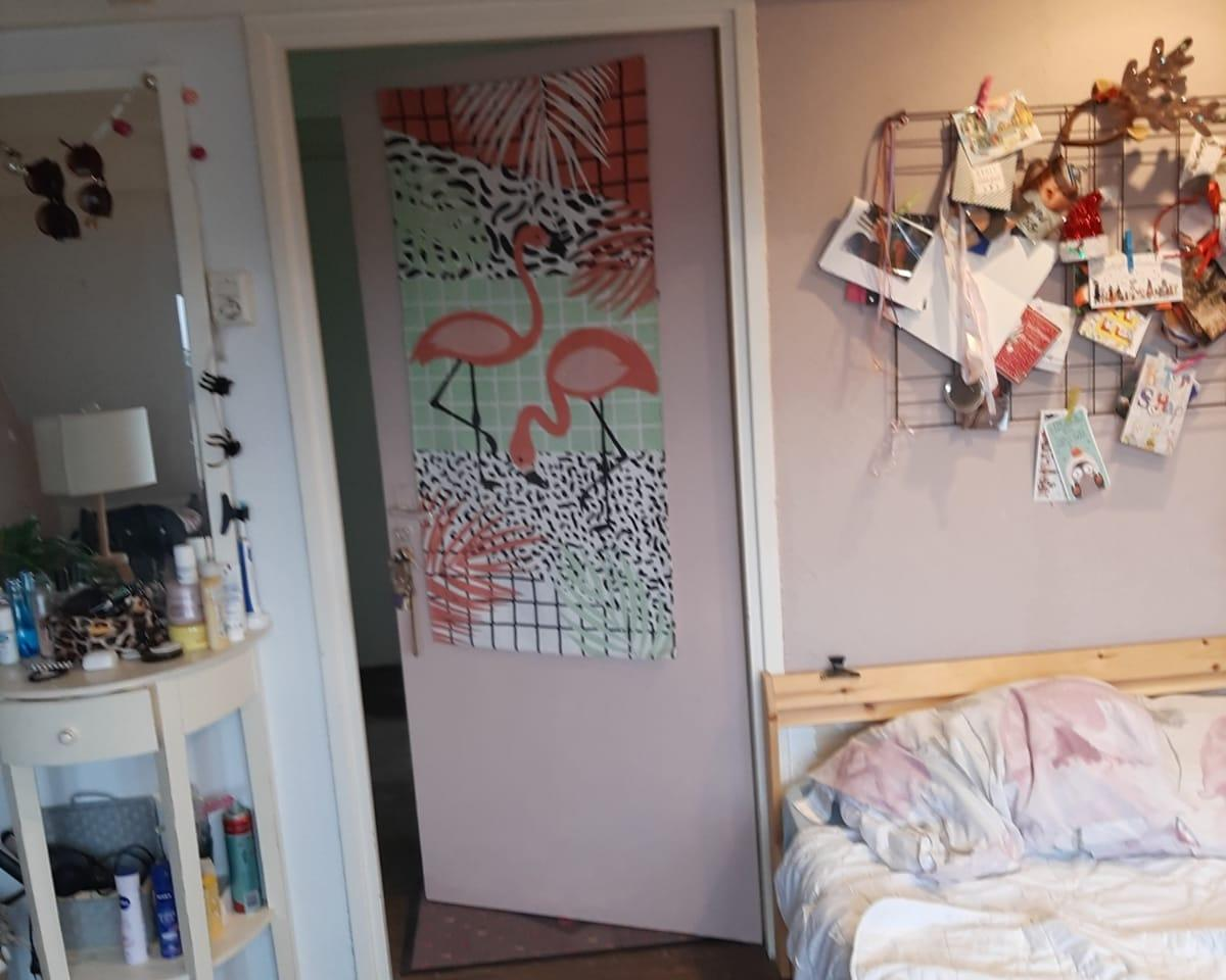 Kamer te huur aan de Vlasakkerweg in Amersfoort