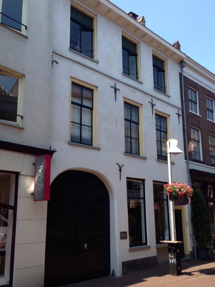 Kamer aan Kerkstraat in Arnhem