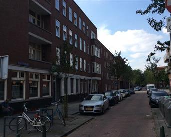 Kamer in Rotterdam, Willem Beukelszstraat op Kamernet.nl: Net gerenoveerd kamer