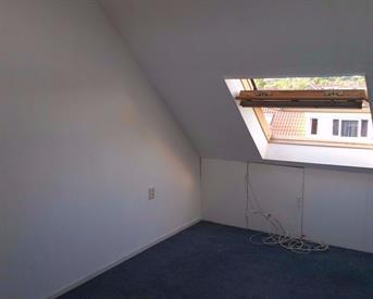 Kamer in Haarlem, Eksterlaan op Kamernet.nl: Mooie, ruime en lichte zolderkamer in leuk huis