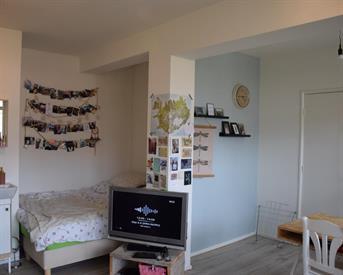 Kamer in Groningen, Damsterdiep op Kamernet.nl: Mooie ruime kamer nabij centrum (tijdelijk)