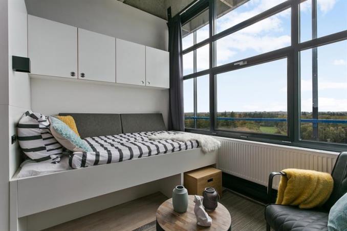 Appartement aan De Veldmaat in Enschede