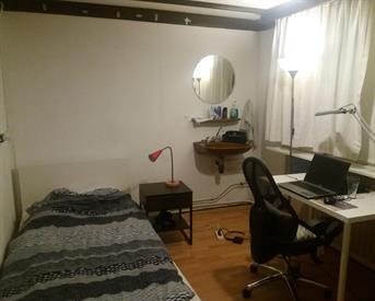 Kamer in Tilburg, Ridderstraat op Kamernet.nl: Kamer dichtbij centrum