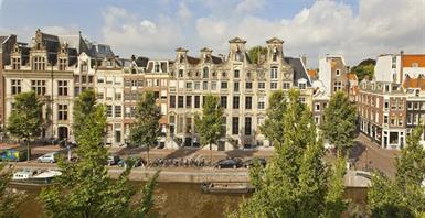 Kamer in Amsterdam, Herengracht op Kamernet.nl: Loveley and bright apartment on the topfloor