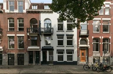 Kamer in Rotterdam, Mathenesserlaan op Kamernet.nl: Compleet gemeubileerd studio appartement