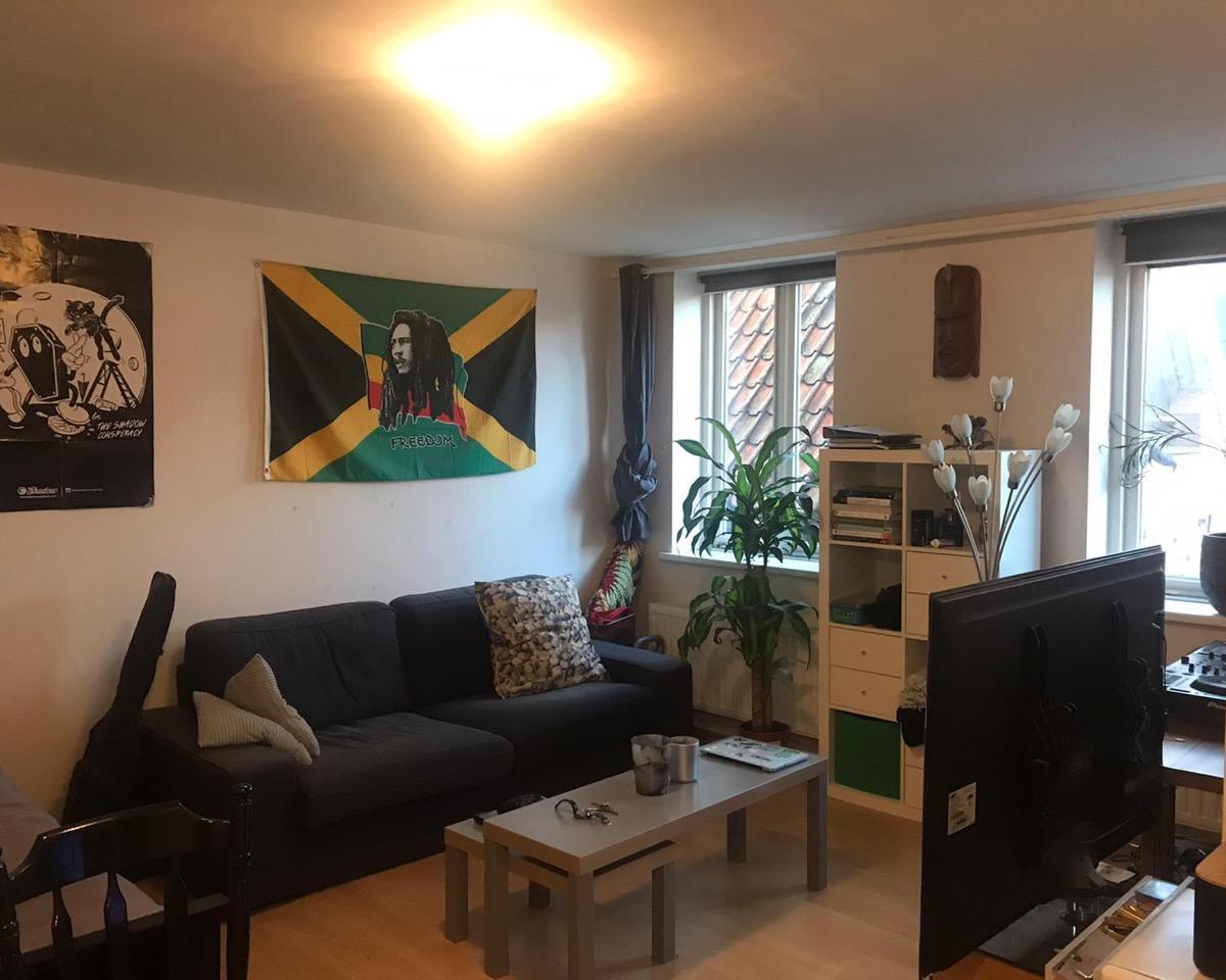 Kamer te huur in de Oosterstraat in Groningen