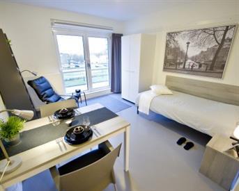 Kamer in Rotterdam, Flakkeesestraat op Kamernet.nl: Furnished 2 person apartment