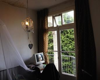 Kamer in Den Haag, Copernicuslaan op Kamernet.nl: Leuke kamer met balkon in grachtenpand