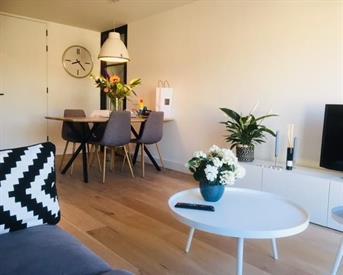 Kamer in Amsterdam, Rijnstraat op Kamernet.nl: Een kamer in gerenoveerd appartement