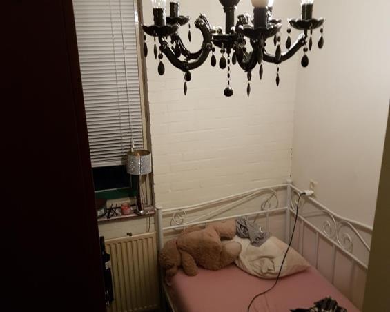 Kamer aan Veerstraat in Wageningen