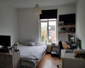 Kamer in Groningen, H.W. Mesdagstraat op Kamernet.nl: Gemengd studenthuis zoekt tijdelijke onderhuurder