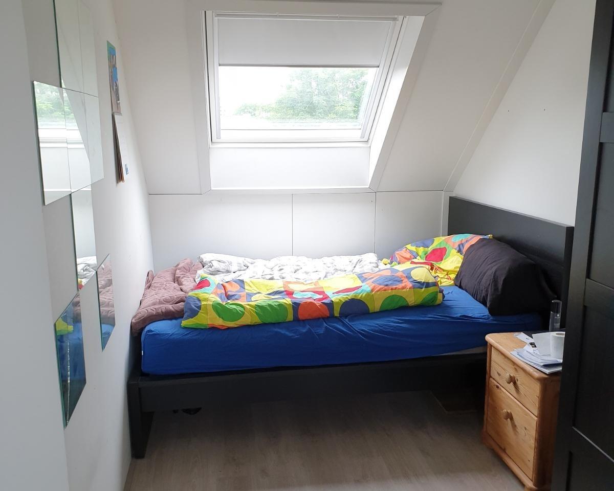 Kamer te huur in de Ambachtstraat in Wageningen