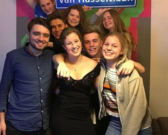 Kamer in Delft, Van Hasseltlaan op Kamernet.nl: Huize TUT