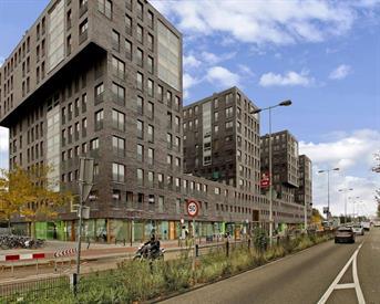 Kamer in Amsterdam, Albatrospad op Kamernet.nl: Ruim Apartement te huur