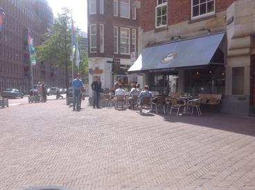 Kamer aan Bleijenburg in Den Haag
