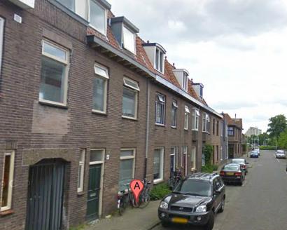 Kamer te huur in de Balfortstraat in Breda