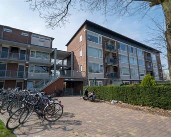 Kamer in Enschede, Europalaan op Kamernet.nl: Renovated apartment in Enschede (Boswinkel area)