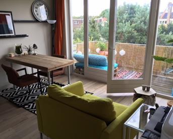 Kamer in Utrecht, Vossegatselaan op Kamernet.nl: Appartement tijdelijk te huur