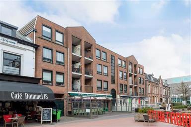 Kamer in Eindhoven, Dommelstraat op Kamernet.nl: Gestoffeerd appartement in hartje centrum
