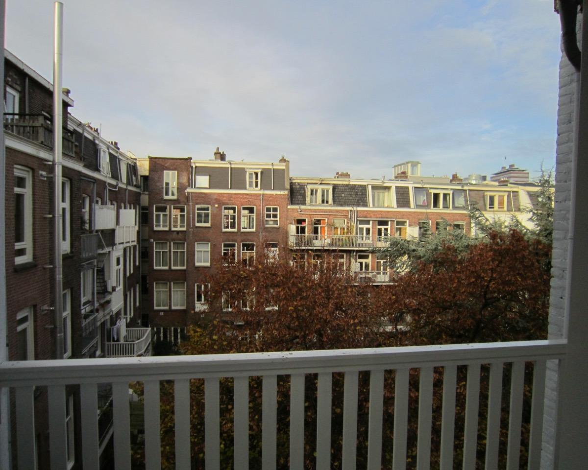 Studio aan Ceintuurbaan in Amsterdam