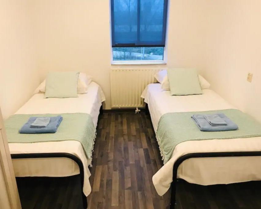 Appartement aan Leksmondhof in Amsterdam