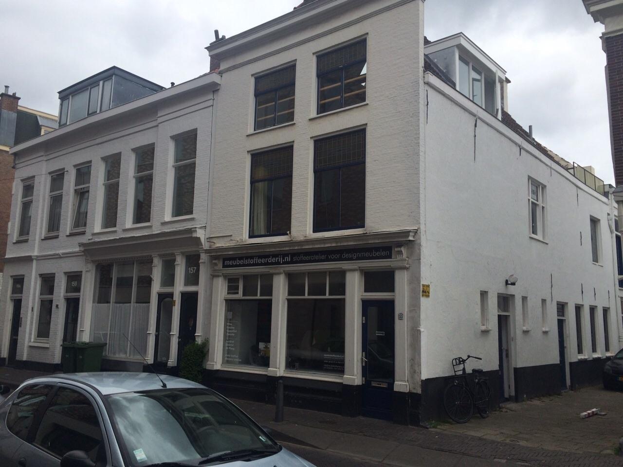 Kamer te huur in de Westeinde in Den Haag