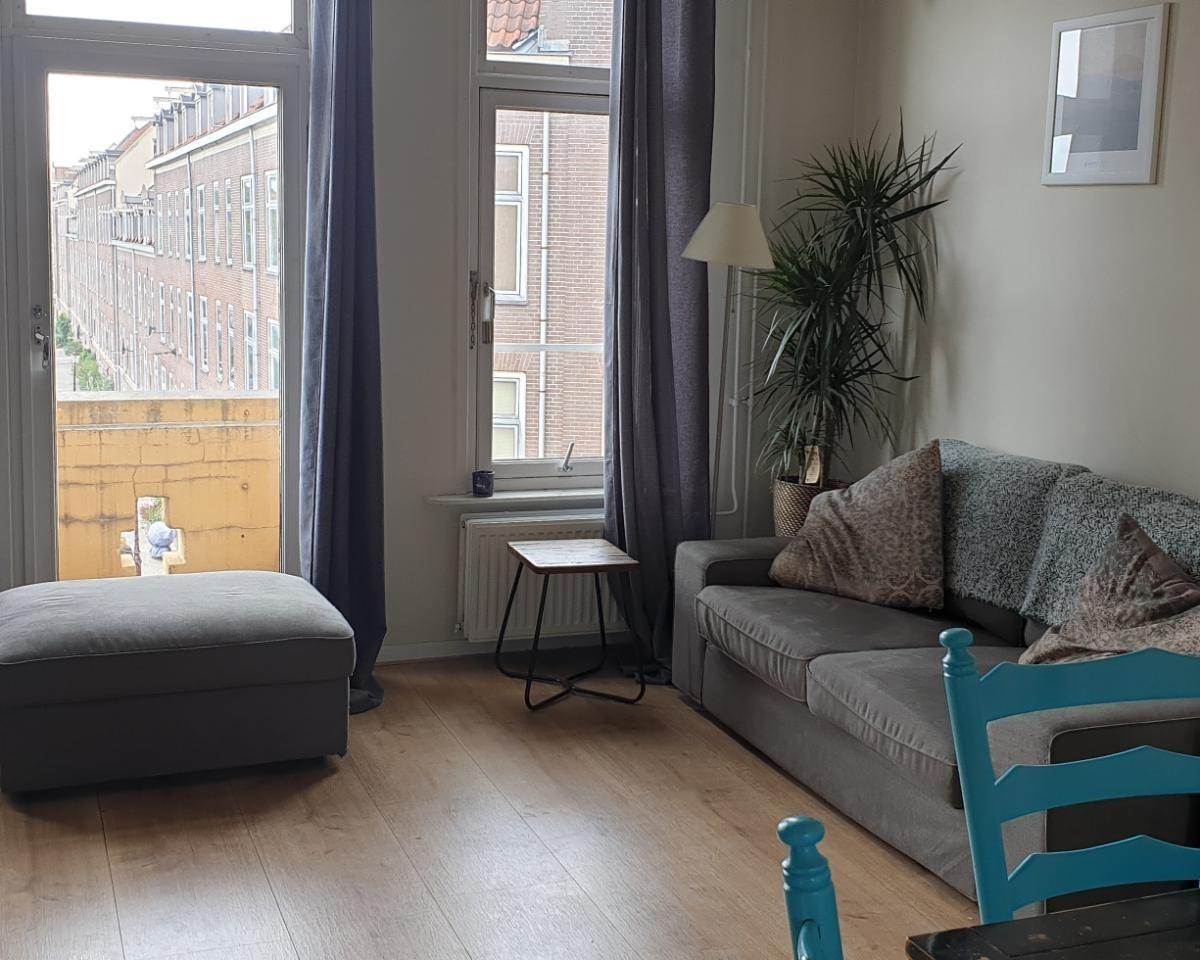 Kamer te huur in de Baarsstraat in Amsterdam