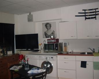 Kamer aan Cambuurstraat in Leeuwarden
