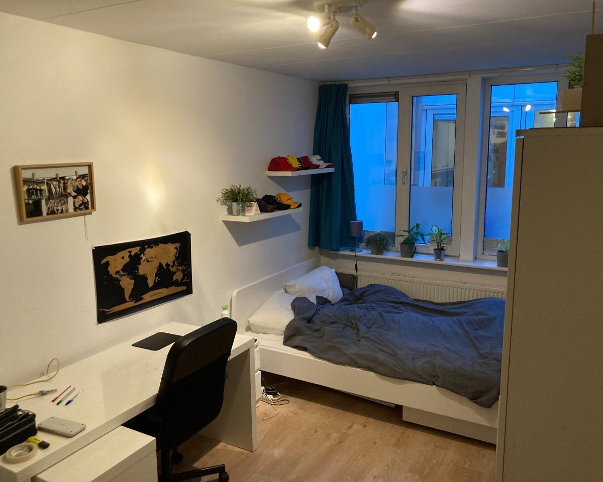 Kamer te huur in de Oosteinde in Delft
