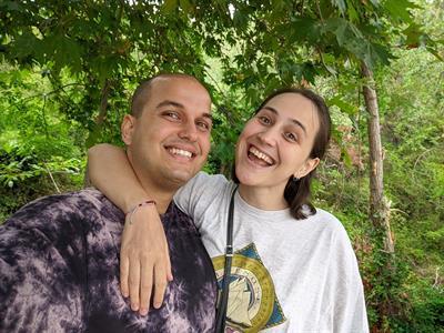 Dimitris & Claire