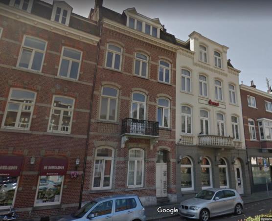 Kamer aan Sint Annalaan in Maastricht