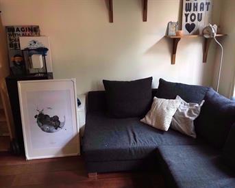 Kamer in Amsterdam, Eerste Van der Helststraat op Kamernet.nl: Leuk appartement midden in de pijp!