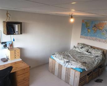 Kamer in Delft, E. du Perronlaan op Kamernet.nl: Tijdelijke huisgenoot 8op8
