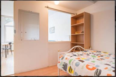 Kamer in Den Haag, De Heemstraat op Kamernet.nl: Room for rent in a shared apartament