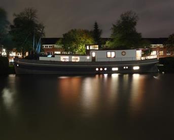 Kamer in Utrecht, Merwedeplantsoen op Kamernet.nl: Woonboot