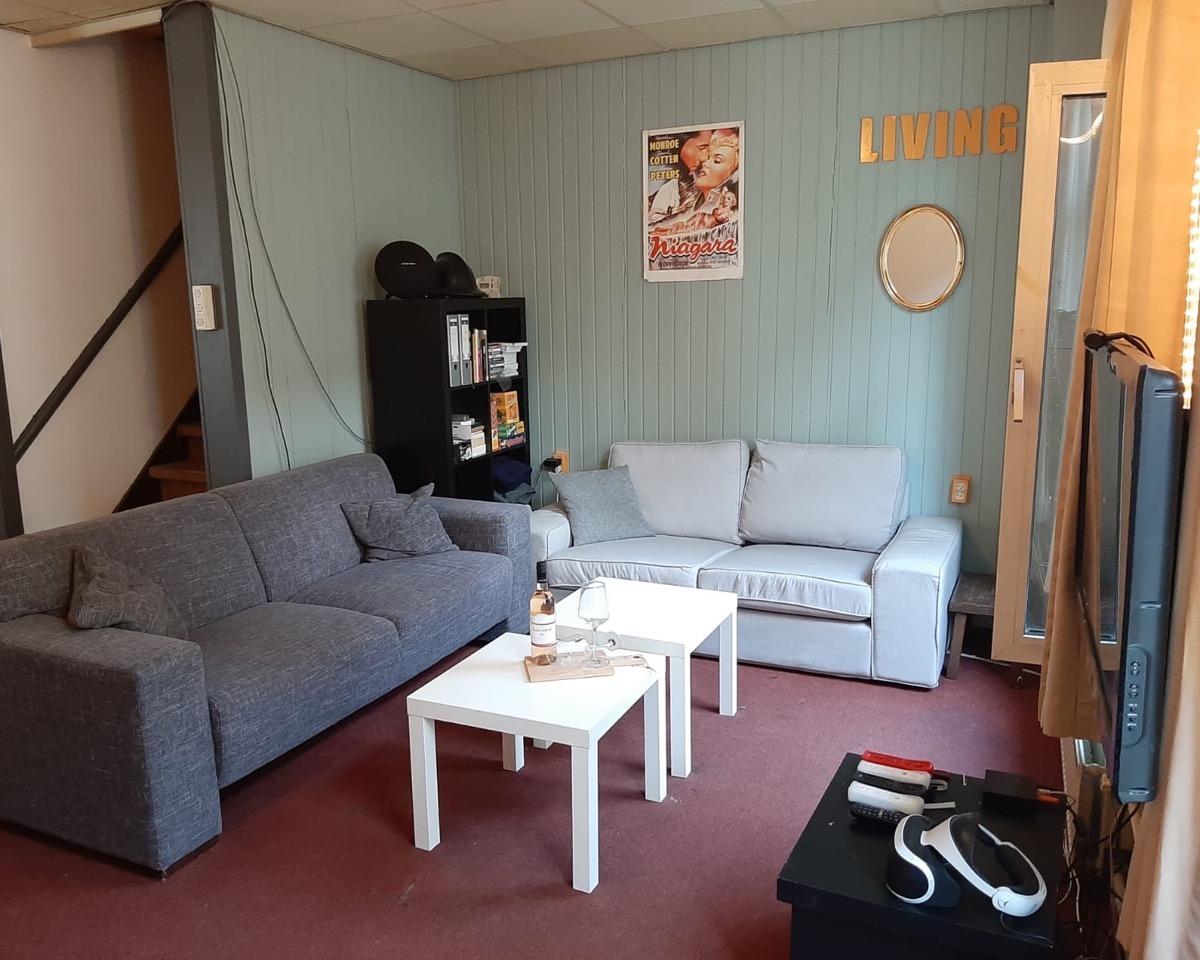 Kamer te huur in de Snellestraat in Den Bosch