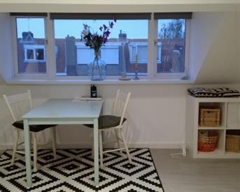 Kamer in Breda, Beukstraat op Kamernet.nl: Zolderkamer in trendy jaren 30 huis
