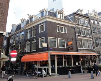 Kamer in Amsterdam, Rosmarijnsteeg op Kamernet.nl: Leuk 2 kamer Appartement in Amsterdamse Centrum