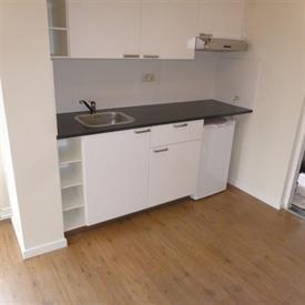Kamer in Tilburg, Capucijnenstraat op Kamernet.nl: Studio met eigen badkamer! Geen huurtoeslag mogelijk.