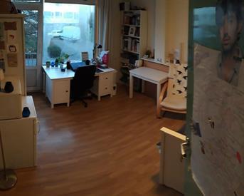 Kamer in Utrecht, Van Eysingalaan op Kamernet.nl: Tijdelijke kamer in een gezellig huis!
