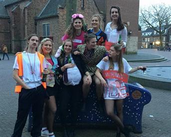 Kamer in Wageningen, Hoogstraat op Kamernet.nl: Slaapplek in de AID met kans op een vaste kamer!!!