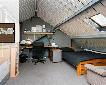 Kamer in Arnhem, Van Slingelandtstraat op Kamernet.nl: Gerenoveerde kamer met eigen keuken