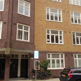 Kamer in Amsterdam, Kortenaerstraat op Kamernet.nl: Gestoffeerd 1-slaapkamer appartement