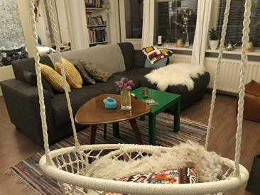 Kamer in Almere, Walvisplein op Kamernet.nl: Grote kamer in gezellig appartement Almere Stad