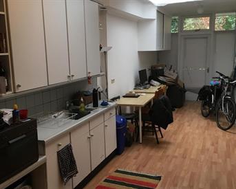 Kamer in Maastricht, Frankenstraat op Kamernet.nl: rustig appartement met tuin