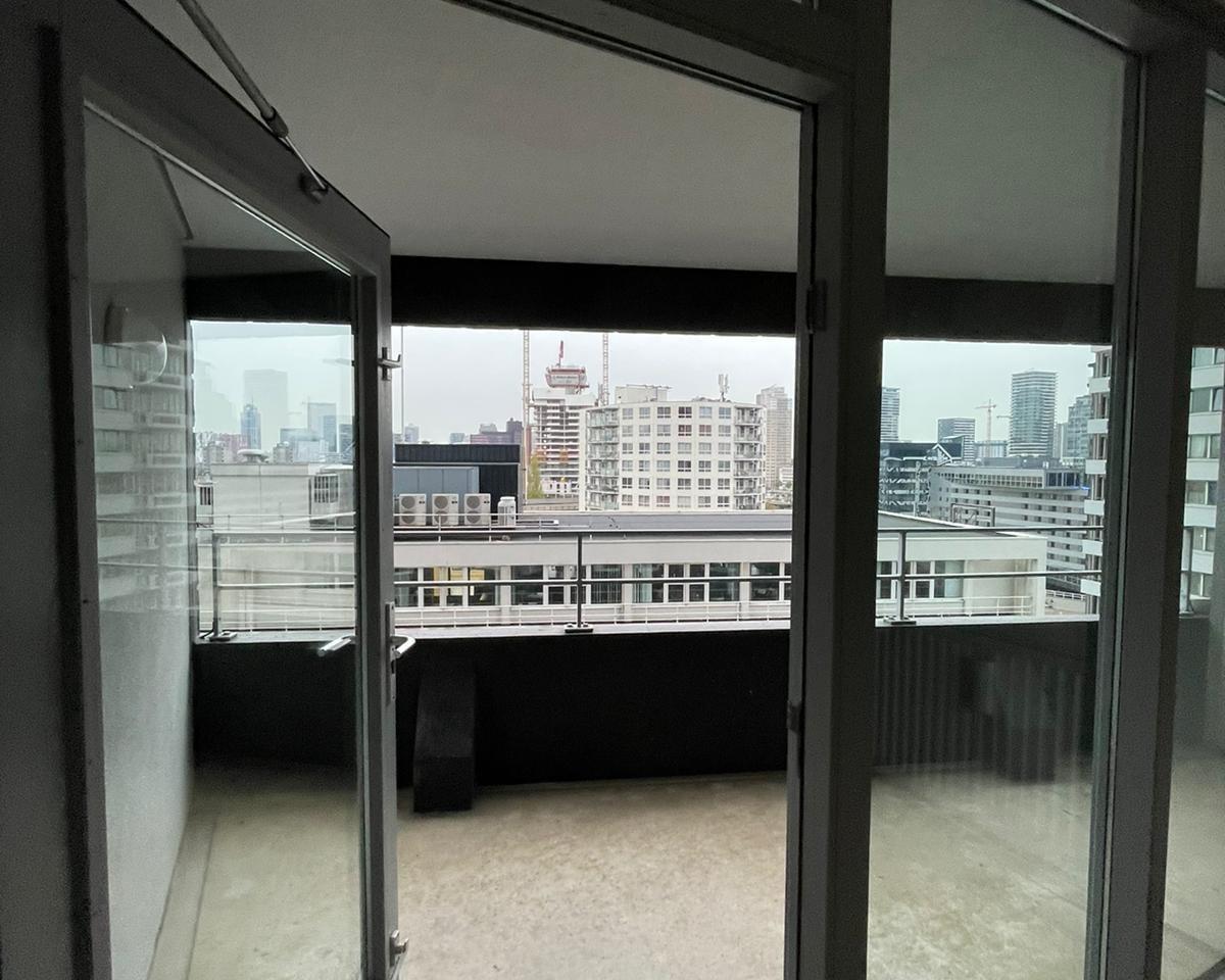 Kamer te huur in de Gedempte Zalmhaven in Rotterdam