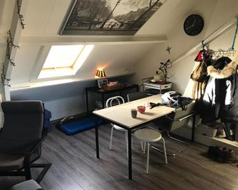 Kamer in Groningen, Floresplein op Kamernet.nl: Grote kamer met eigen keuken 25m2 Floresplein