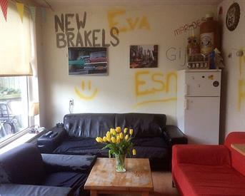 Kamer in Eindhoven, van Brakelstraat op Kamernet.nl: Kamer te huur in studentenhuis